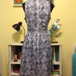 Milly Dresses - Shades of blue fun dress